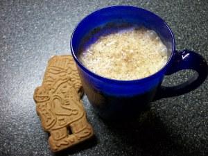 Sugar-free, low carb, eggnog