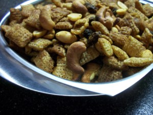 Bombay Chex Mix