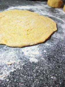 Sweet Potato Roti