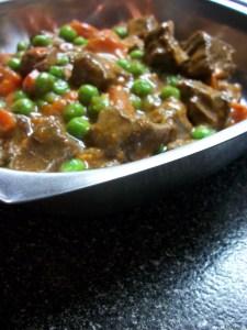 Chinese Savory Beef