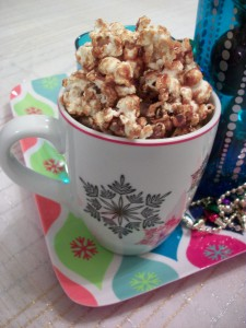 Cidre Popcorn