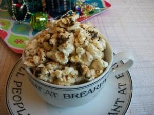Earl Grey Popcorn