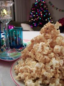 Macaron Popcorn