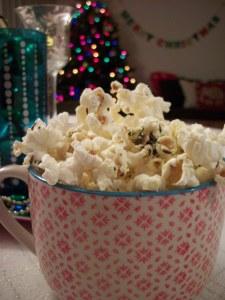 Caraway Dill Popcorn