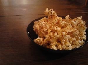 Creme Brulee Popcorn