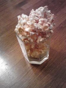 Caramel Beer Popcorn