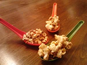 Sesame Soy Ramen Popcorn
