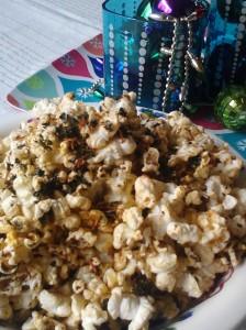 Paella Popcorn